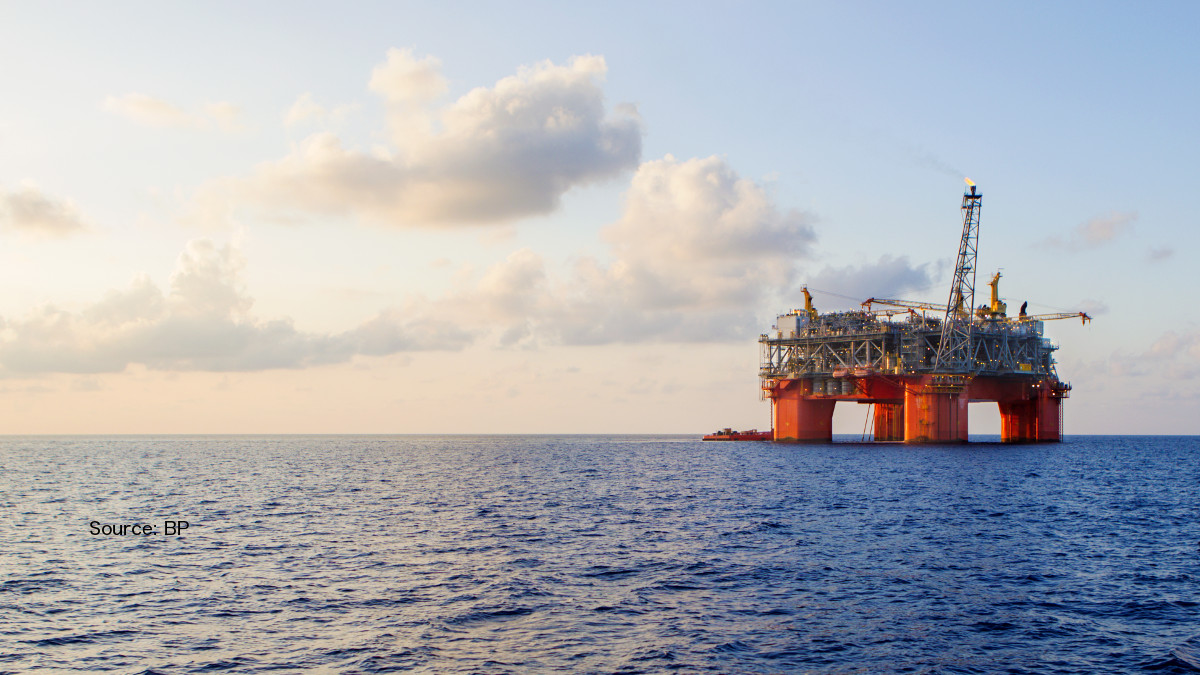 BP offshore exploration eandp