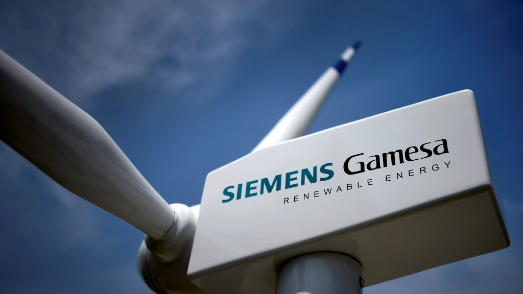 simens gamesa capital projects wind farm onshore turbines
