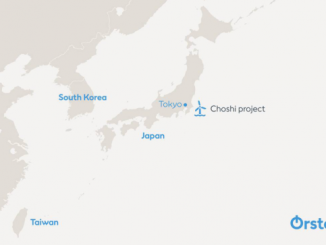 JV targets Choshi-city